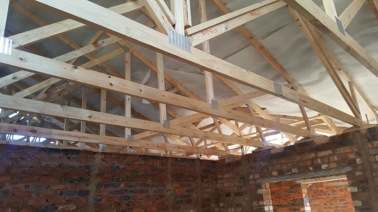Trusses For Africa Roof Trusses